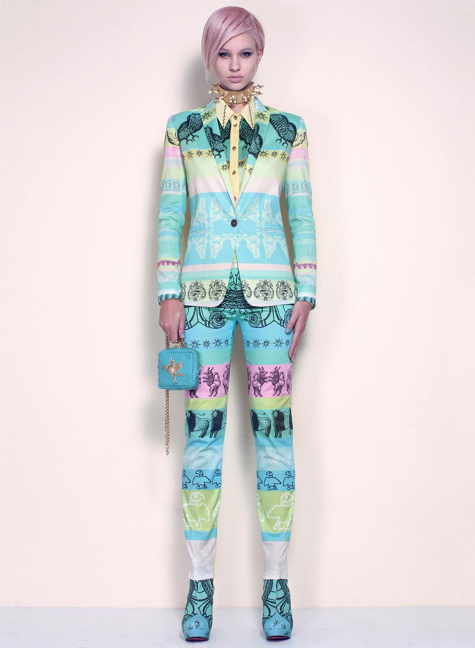 The DORAABODI Spring 2013 Collection (trendhunter.com)