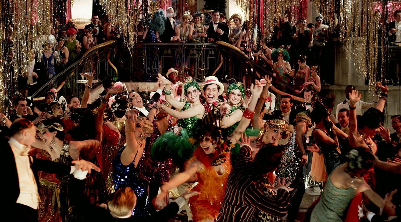 Fotograma de El Gran Gatsby