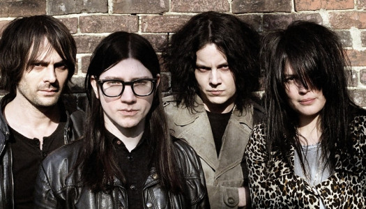 Garage psicodélico con The dead weather