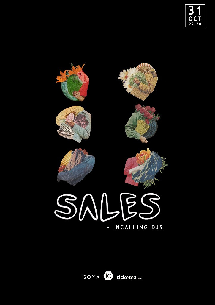 Sales + Incalling Djs (31.Oct)