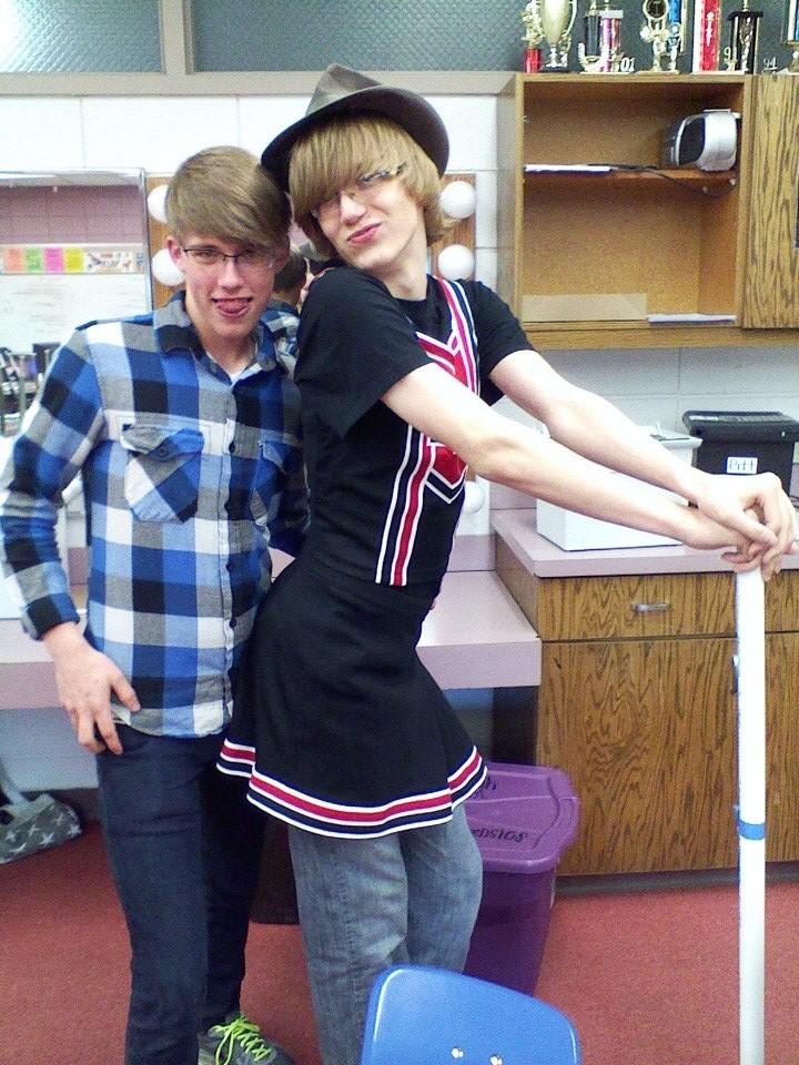 6. Si Justin Bieber fuera gay
