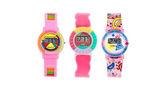 American Apparel lanza una nueva colección de relojes con historia