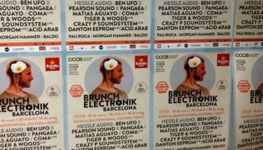 Brunch, lo nuevo del Piknic Electronik