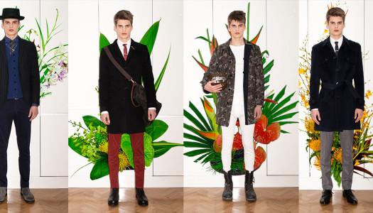 García Madrid presenta su colección otoño-invierno 2014-15