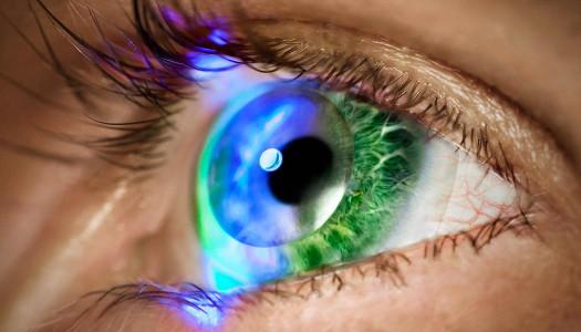 Ver la televisión en tu propio ojo