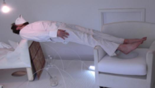 Sesión de hipnosis con Nikolaus Gansterer