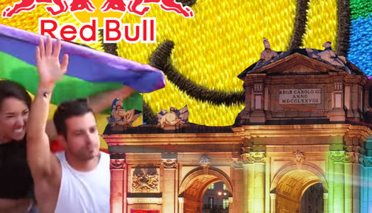 Red Bull nos invita a su carroza del Orgullo