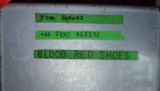 Concierto complicado de Blood Red Shoes en Razzmatazz
