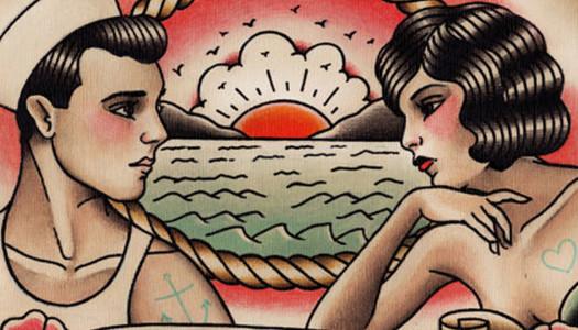 Los tatuajes Old school, ya no es sólo cosa de marineros