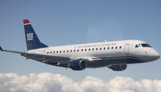 Los de US Airways están cachondos