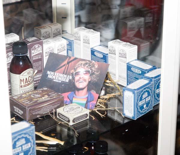 Los productos de Macho Beard Company
