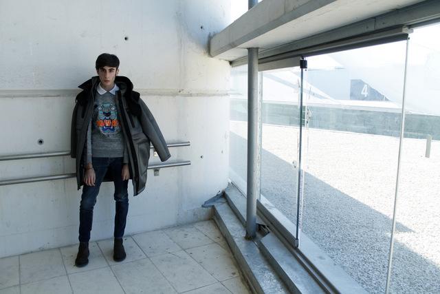 Javier Dashian (estudiante Bellas Artes) - @javierdashian