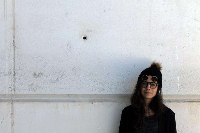 Cristina Nistal (estudiante de arquitectura)