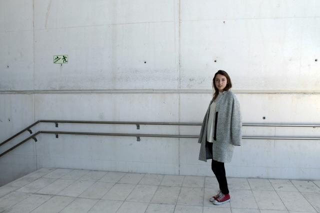 Carlota Nieto (estudiante de Bellas Artes) - @chniets