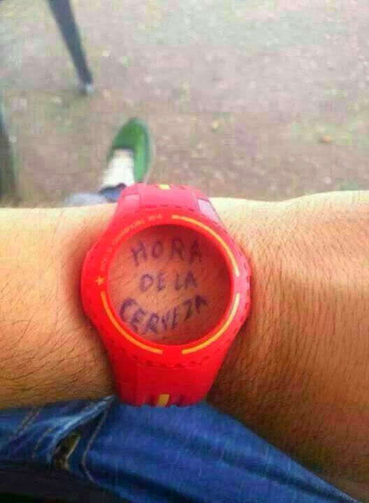 Apple Watch for Spain