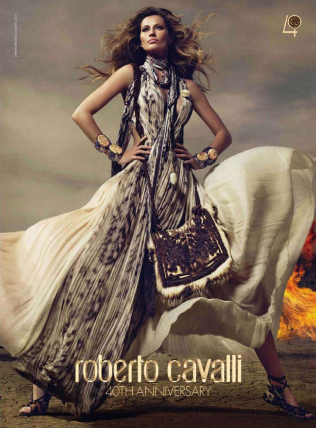 Roberto Cavalli 2010
