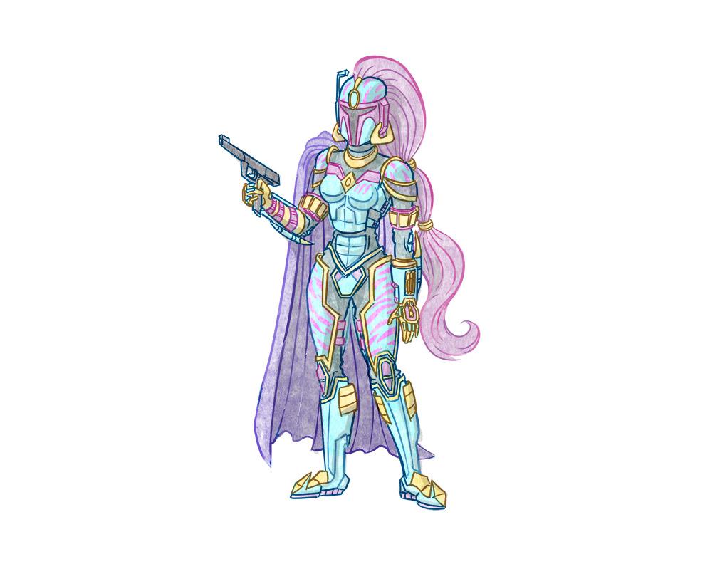 Mandalorian Jasmine
