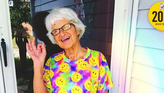 Los 80 son los nuevos 20, ¡abuelas que lo petan en internet!