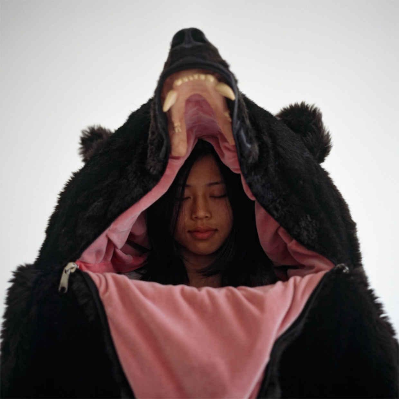 Resultado de imagen para sleeping bag de oso