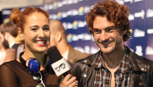 ¿Quién es el más sincronizado? #Premios40Ballantines