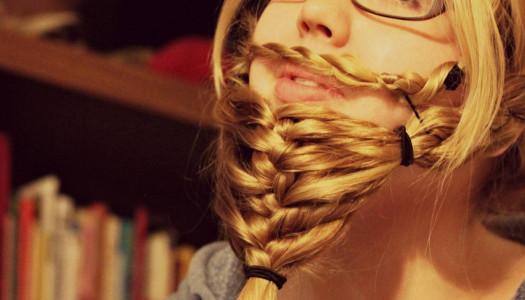 Barbas para chicas hechas con su propio pelo