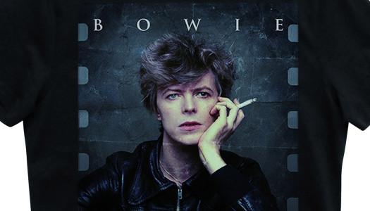 David Bowie imagen de la edición limitada de GAS