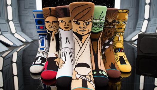 Que la fuerza y los calcetines te acompañen