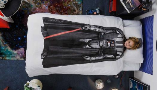¿Quieres dormir con Darth Vader?
