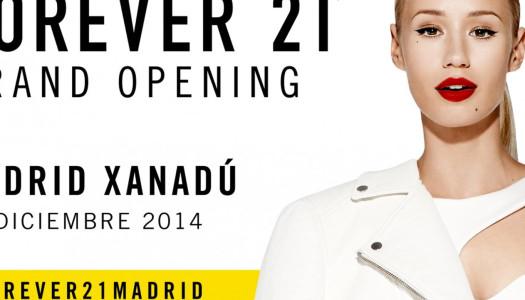 Forever 21 aterriza en Madrid