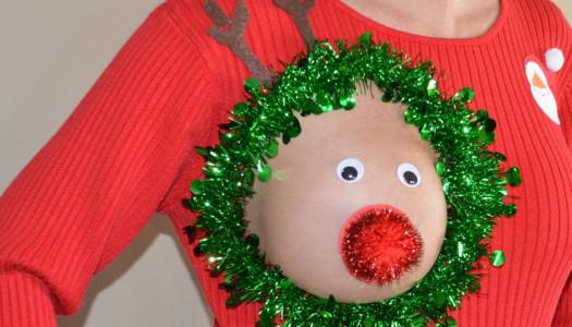 Los jerséis más feos de Navidad
