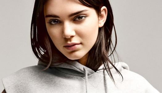 Kendall Jenner se enfunda los Calvin