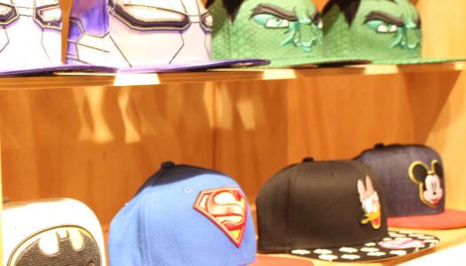 Nos colamos en la presentación de las gorras de Marvel x New Era