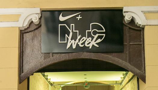 Nos pasamos a la buena vida con Nike