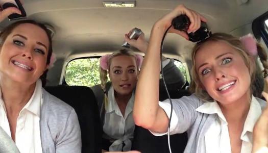 I'm singing in the car, la nueva tendencia viral