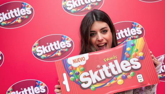 Skittles llega a España