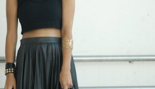 Streetstyle femenino en Cibeles