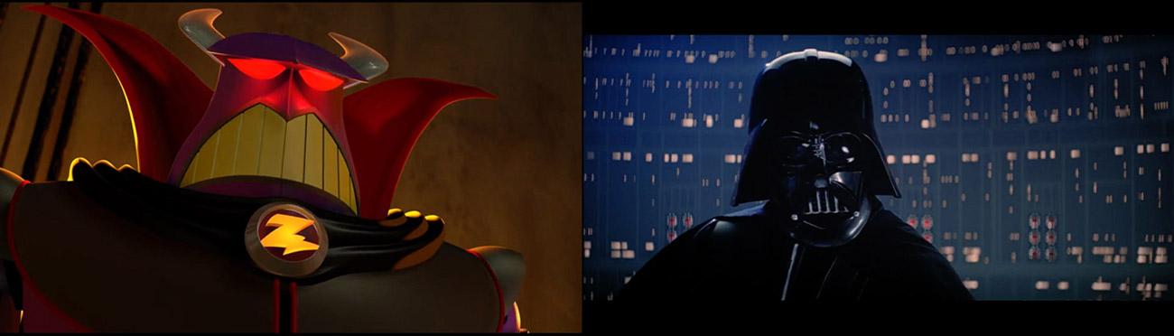 Toy Story 2 (1999) : El imperio contraataca (1980)