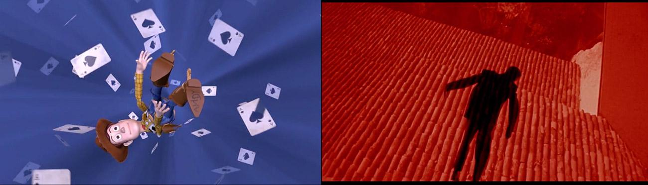 Toy Story 2 (1999) : Vertigo (1958)