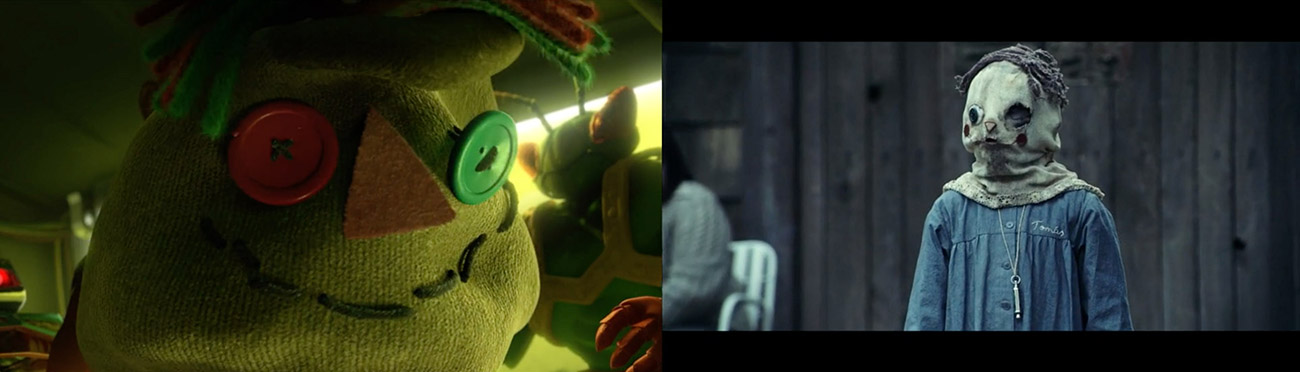 Toy Story 3 (2010) : El orfanato (2007)