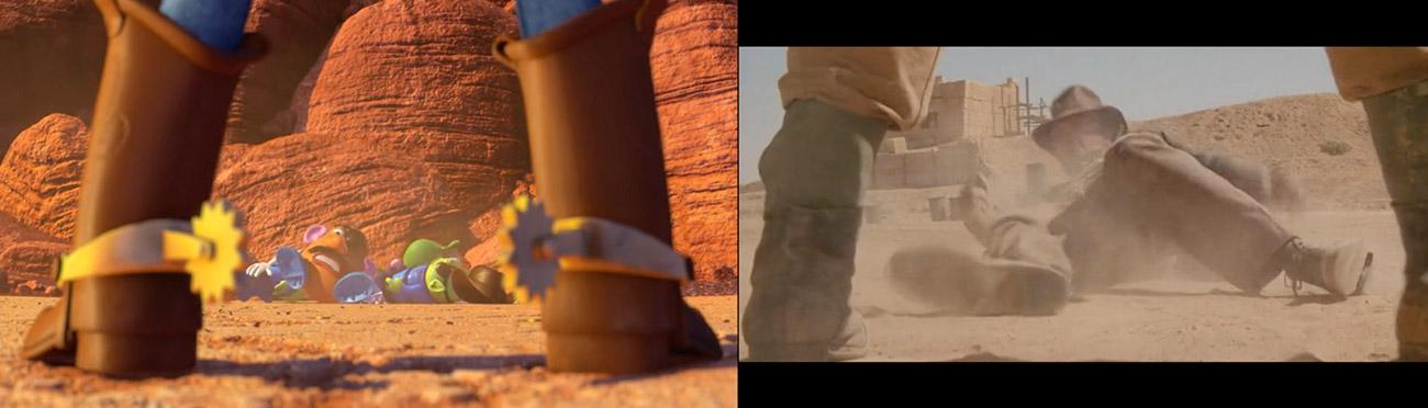 Toy Story 3 (2010) : En busca del arca perdida (1981)