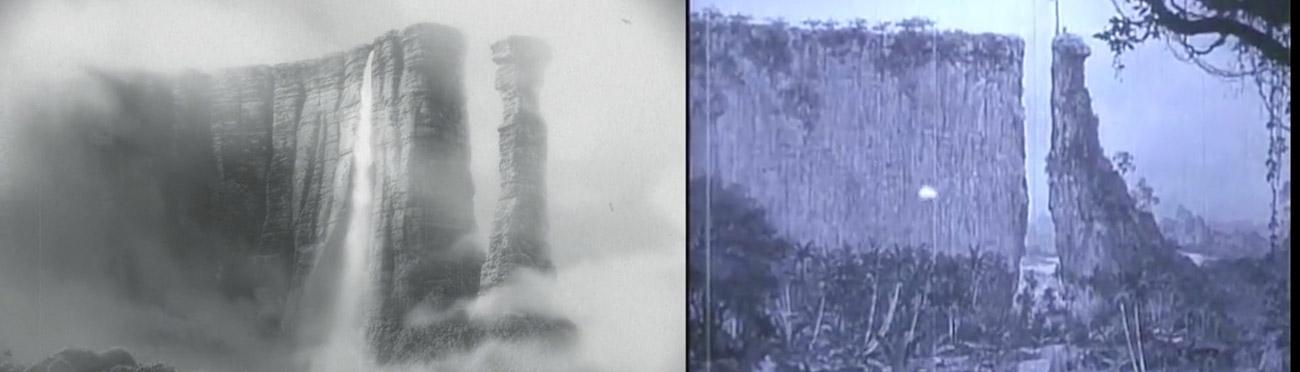 Up (2009) : El mundo perdido (1925)