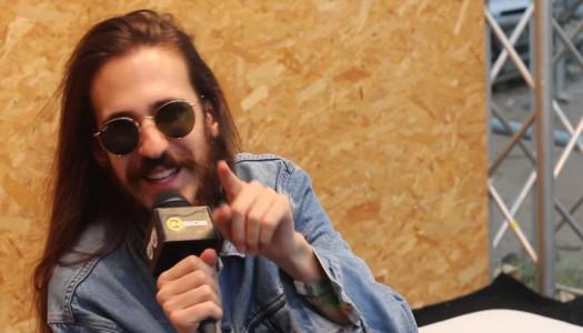 Entrevista a Carlos Sadness #INSIDEARENAL
