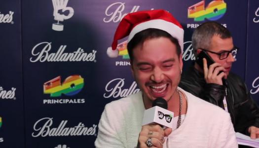 Feliz Navidad desde los Premios 40 Ballantines