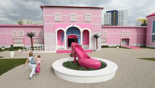 ¡Todas las casas de Barbie!