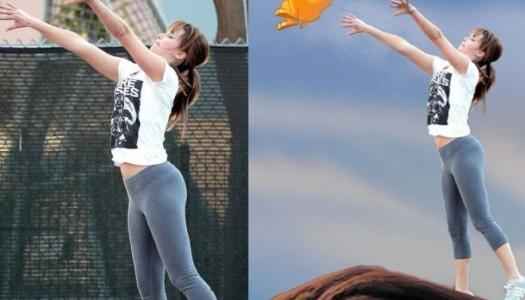 Jennifer Lawrence juega al baloncesto ¡y se convierte en meme!