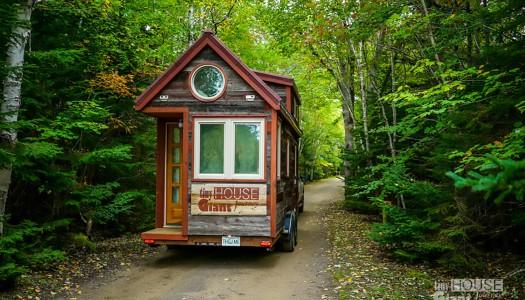 ¿Vivirías en una minicasa?