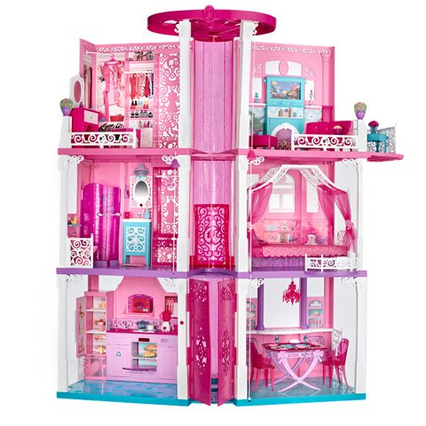 Barbie Dreamhouse, 2013