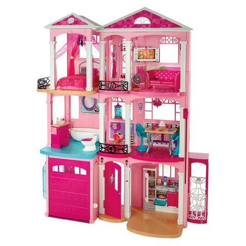 Barbie Dreamhouse, 2015