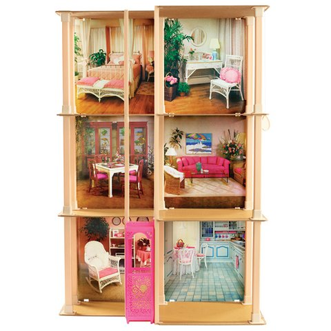 Barbie Townhouse, 1983