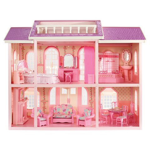 Barbie Magical Mansion, 1990